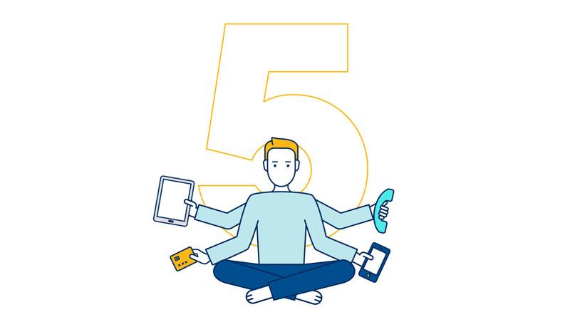 UniversalPay cumple 5 años en España