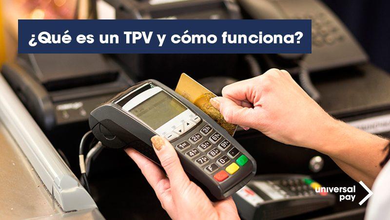 ¿Qué es un TPV y cómo funciona?